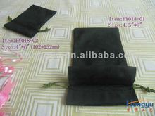 Excellent quality special designed suede jewelry bags