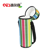 Thermal type promotion picnic many patterns exquisite cola bottle cooler bag