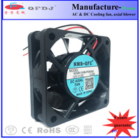 dc exhaust fans free standing 12 v dc 60x60x10mm axial dc fan