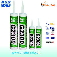 Glass V Tech Silicone Sealant