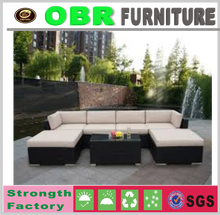 All Weather Royal Wicker Sofa Garden patio Outdoor Rattan Furniture