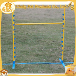Cheap Dog Training Equipment Foldable Bottom Adjustable Hurdles Pet Training Products