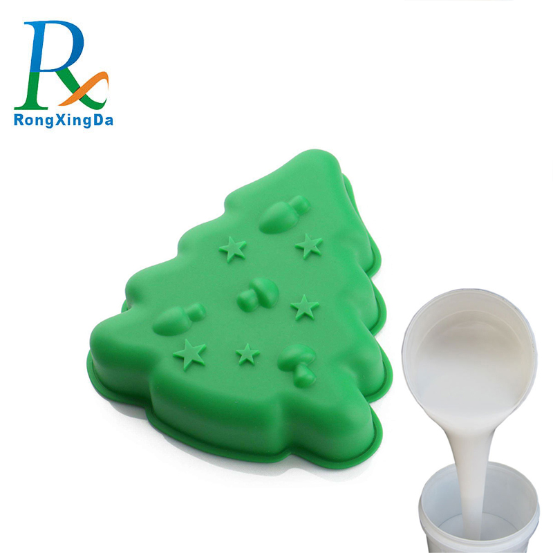 FDA certificated chocolate mold making food grade liquid silicone rubber