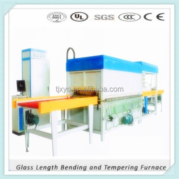 Electric Tempered/toughened Glass Machinery/Flat Glass Tempering Furnace