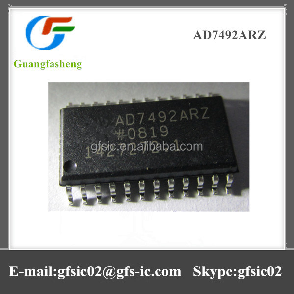 On stock Network ic for mobile AD7492ARZ