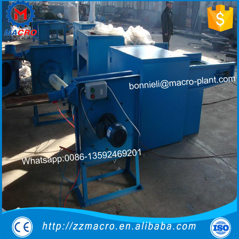 PP Cotton Opening Machine/cotton pillow filling machine