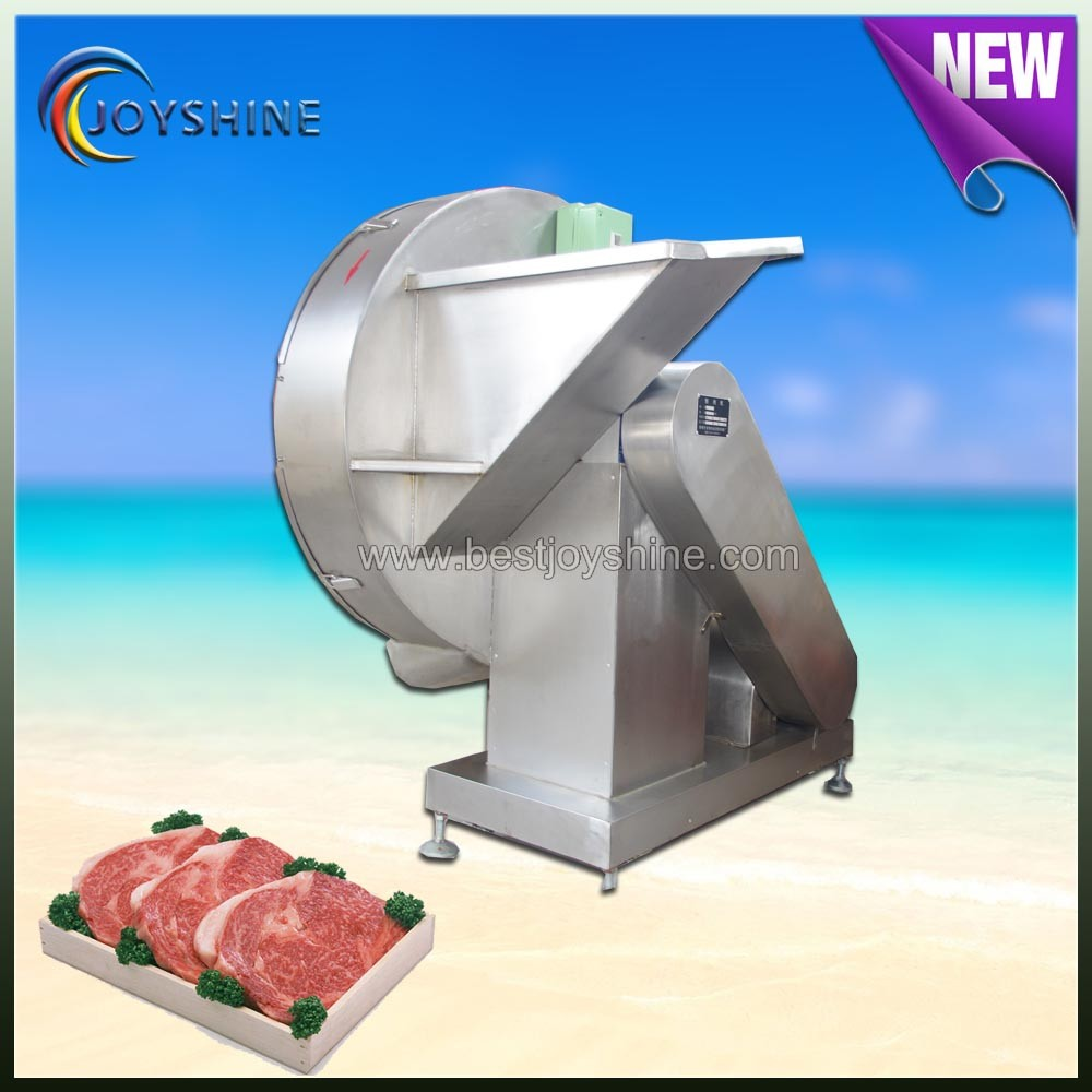 2016 New style low price frozen meat cutting slicing machine