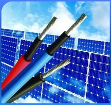 Photovoltaic solar PV1-F-0.6/1kV 4mm2 cable
