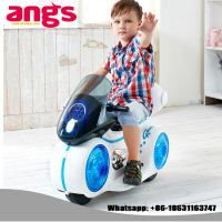 Hot sale big toys baby plastic kids electric car 3 wheel motorcycle for big kids