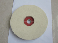 wool felt polishing tools felt disc