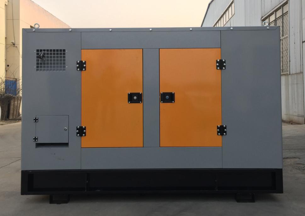 silent type diesel generator (1)