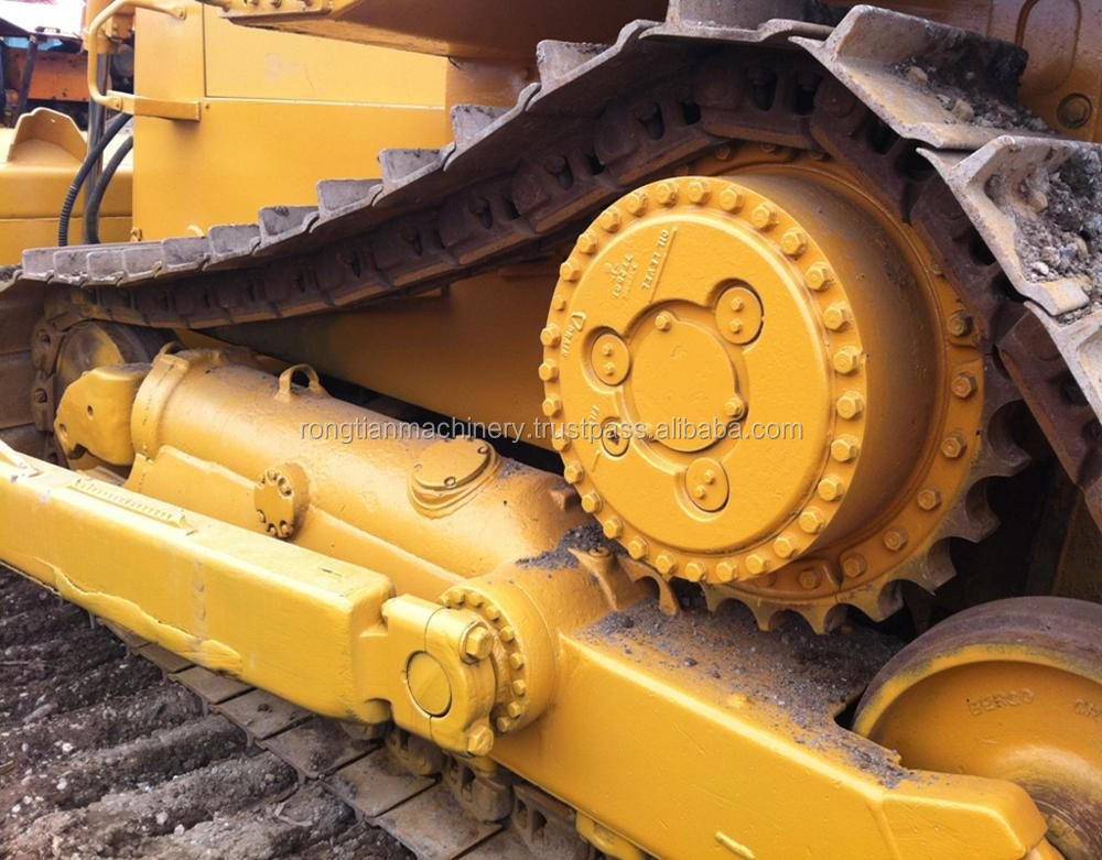 Good quality used caterpillar bulldozer D7H for sale/ cat dozer with low price