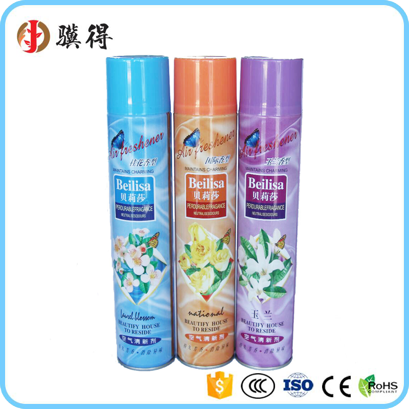 2017 New design Aerosol Insecticide Spray OEM