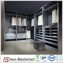 China Made Customized Modern Wooden Living Room Wardrobe Design