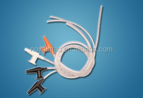 Disposable Suction catheter with CE/ISO