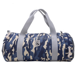 Sport style travel bag canvas duffle bag