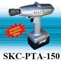 SKC-PTA-150 18V Brushless Automatic Shut Off Cordless Screwdriver with 3.1Ah Li-ion Battery Set
