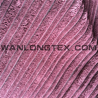 china textile fabric corduroy fabric l shape sofa cover