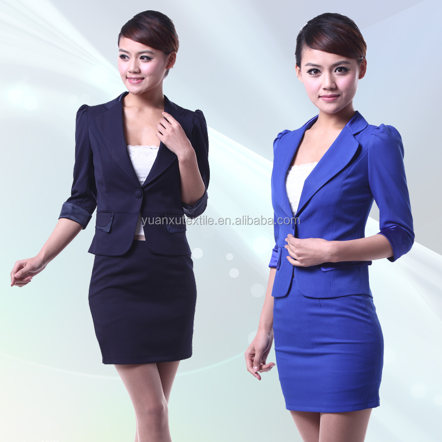 new style fashion formal office suits for women