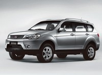 Hot Sale China SUV with Diesel Petrol Model