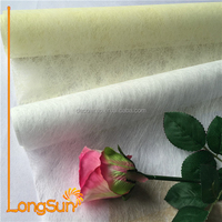 Long Fiber Non Woven Wrapping Paper for Bouquets
