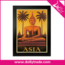 2015 Customized India Buddha Holding Photo Picture Frame