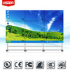 55inch videowall, video wall displays with factory price 4K display supported