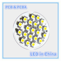 led circuit board, led light circuit boards, led round pcb board