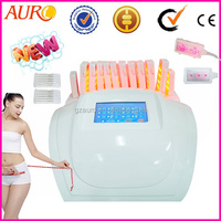 Au-65B cheap price cellulite lasery lipo slimming machine