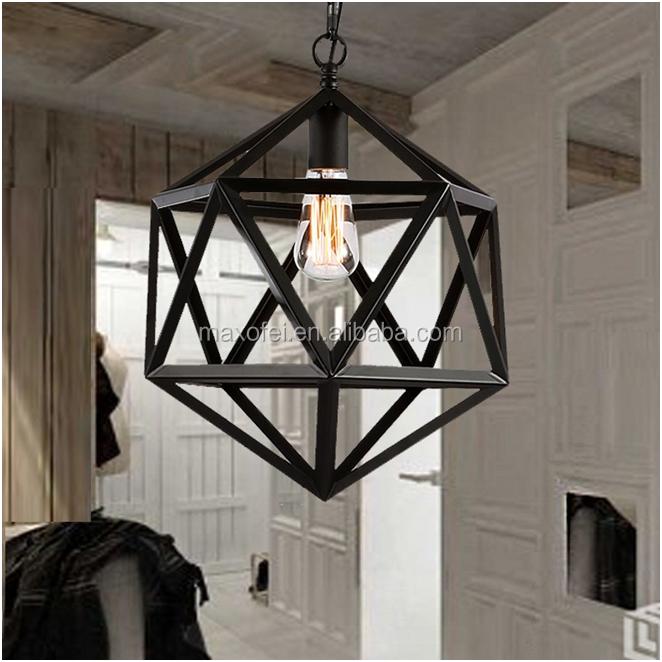 Wholesale South American style loft iron pendant lighting ideas ...