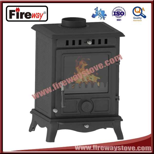 Automatic feeding wood pellet stove with Air Control