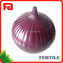 W FTL107141 Plastic Onion Shape Fresh Storage Box Onion Saver Fruit and Vegetable shape container