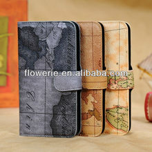 FL2954 Guangzhou hot wallet leather flip case for samsung galaxy note 3 n9000