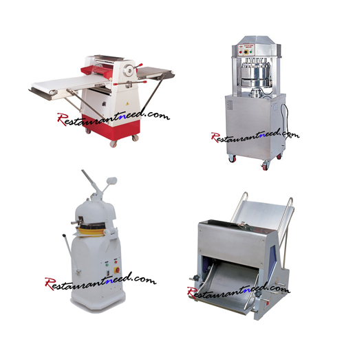 Dough Processor Machine