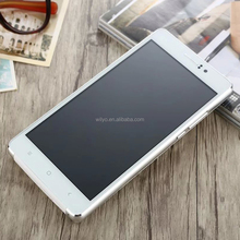 5.5 inch Shanghai Prices Metal Body Qwerty Keyboard Mobile Phone