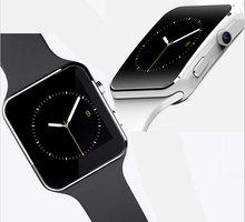 Hot selling Android wifi wrist watch cell phone touch screen phones with front camera BT smartwatch phone