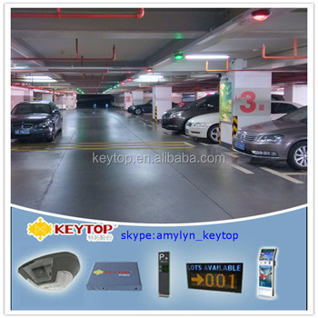 IP Camera based Car Location System