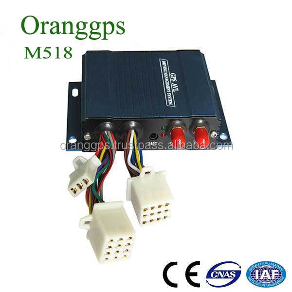 Oranggps 2014 Gator car gps tracker with RFID --M518