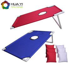Professional manufacture Cornhole bean bag toss game