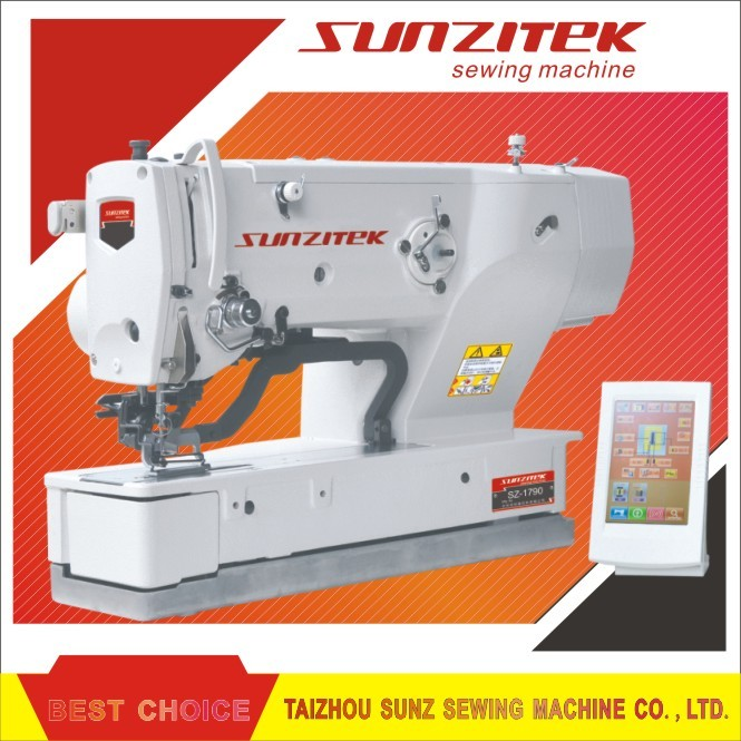 SZ1790 shirt button making machine