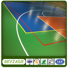 5mm thick flooring price for indoor basktball court sports pvc flooring
