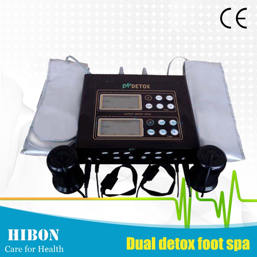 For Beauty And Massage Ion Detox Foot SpaIon Foot Cleanser