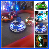 Hot selling battery bumping car for kids