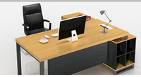 China supply executive office desk modern executive desk office table