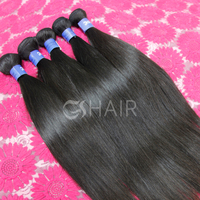 New arrival hair weft No tangle no shedding free natural hair product samples