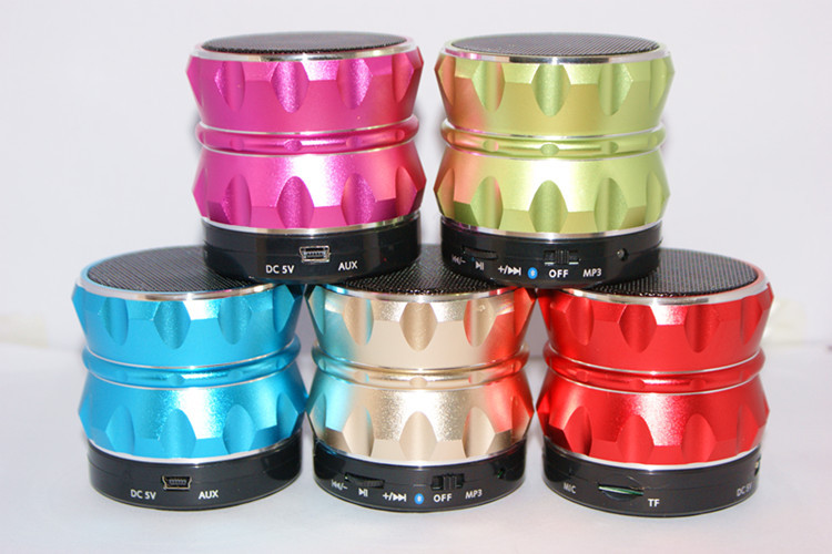 2014 Music Mini Bluetooth Speaker For Beat With Ce,Rohs And Patents