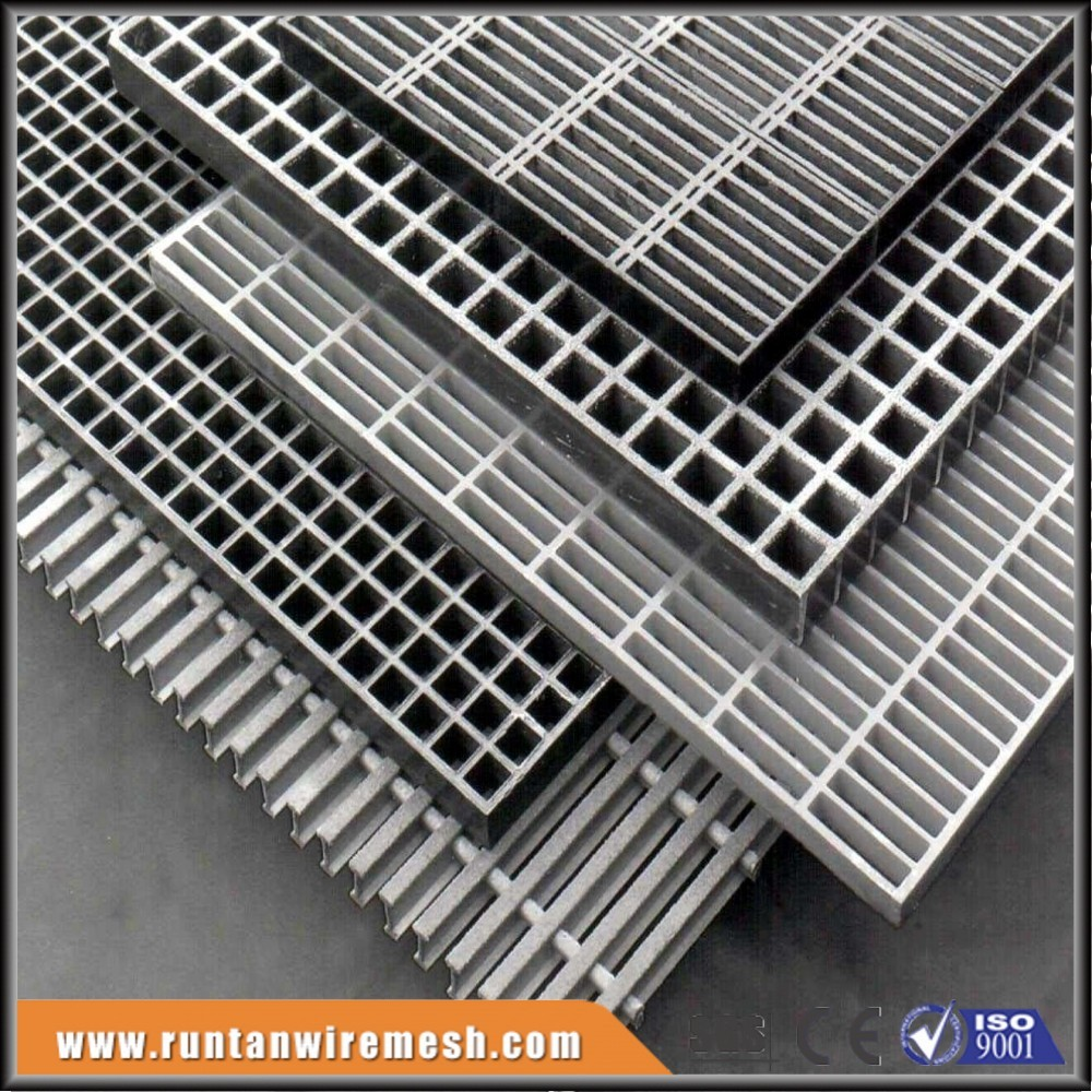 Grp grating grid frp grate flooring for fishery