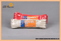 Marine ropes/Double braid rope/ polyester double braid rope/Dock line