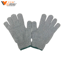 Brand new acid and alkali waterproof heat resistant construction cotton hand safety gloves