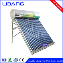 Quality assured gas tankless water heater lowes stainless steel solar water heater price